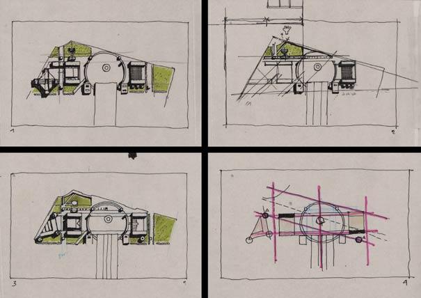 Ffmaam collezione giuseppe de boni for Versare disegni e progetti