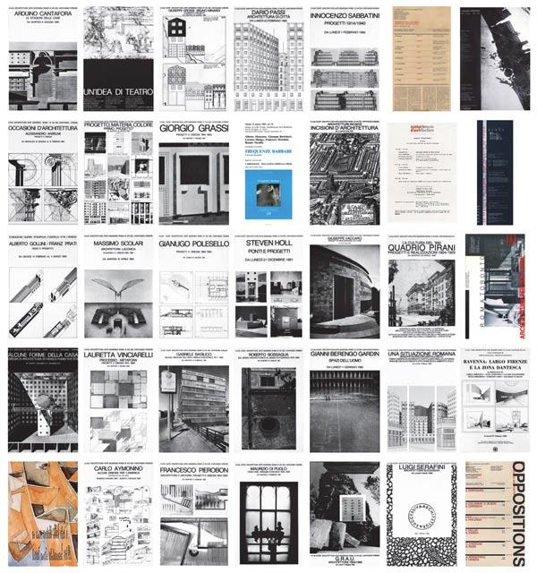 Architettura moderna e contemporanea del bollettino della biblioteca
