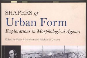 Sharpers of Urban Form. Explorations in Morphological Agency -