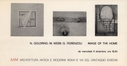 Nancy Goldring, Michael Webb, Giuliano Fiorenzuoli -
