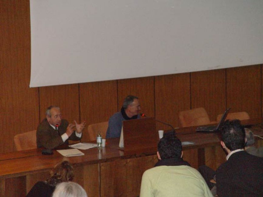 Francesco Moschini: Incontro con Francesco Cellini -