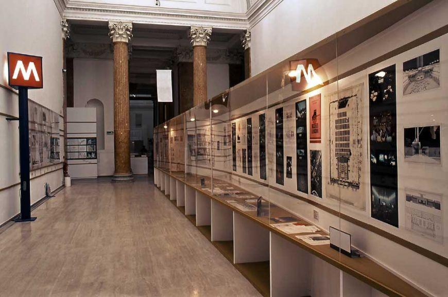 Mostre la capitale a roma citt e arredo urbano 1945 for Archi arredo roma