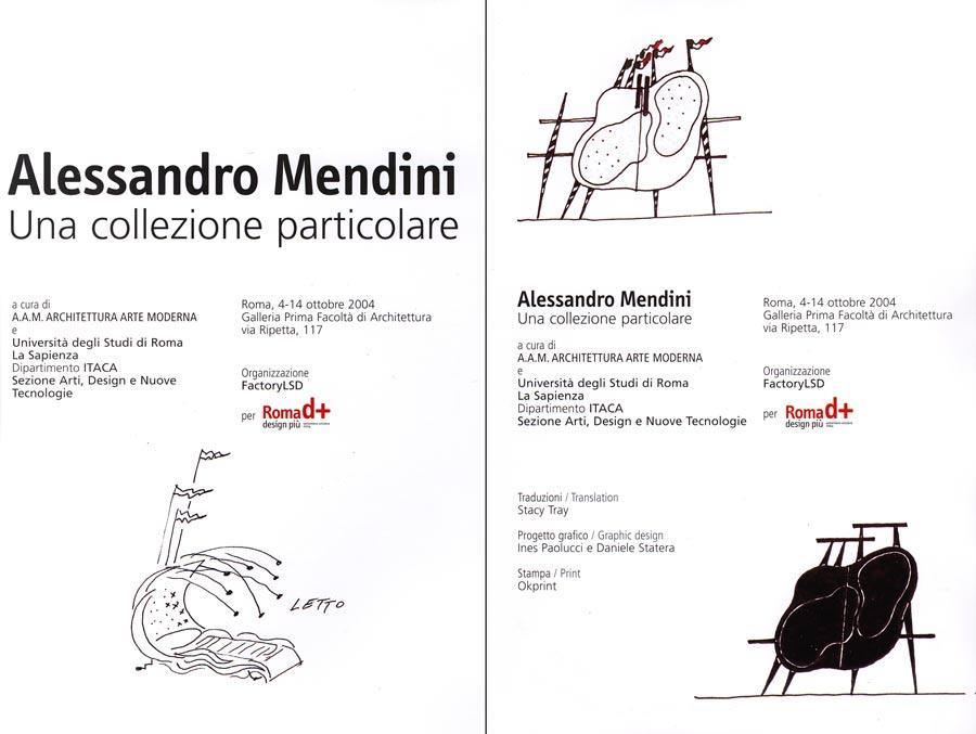 Collezione mostre pubbliche con opere della collezione for Studi di architettura roma
